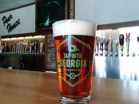 Tap Into Georgia Beer