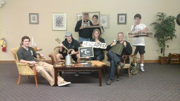 Great Escape Room - Morello family