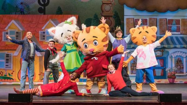 Daniel the Tiger performance