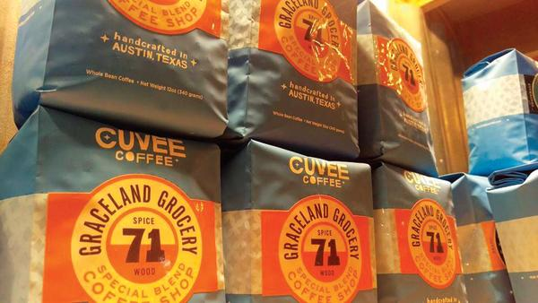 Cuvee Coffee at Graceland Grocery