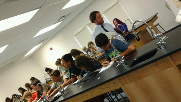Taos Charter - Math Class