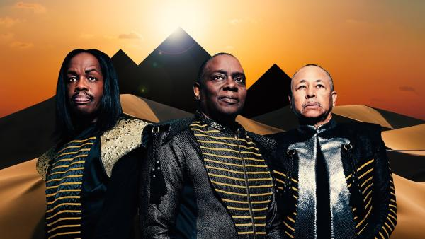 Earth Wind and Fire Promotional Photo - Fort Wayne, Indiana