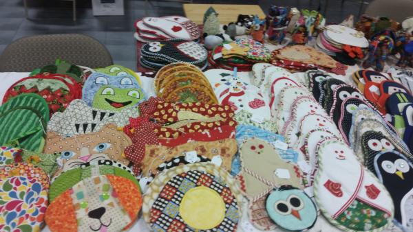 Crafts at the LOFT Craft Bazaar