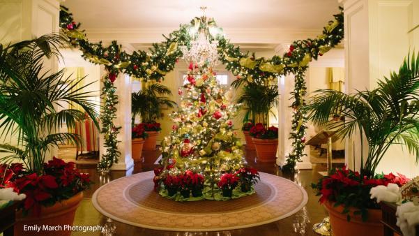 Copy of 12 Days of Christmas at Carolina Inn