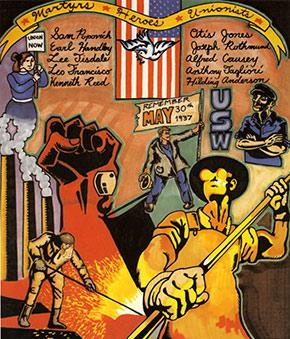 Martyrs-Heroes-Unionists