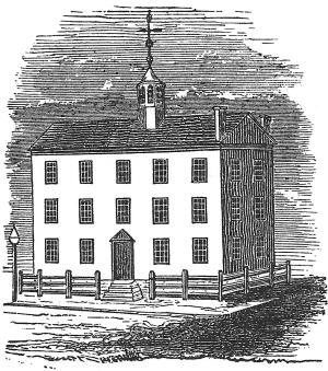 Old Albany City Hall