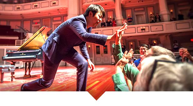 Lang Lang at the Palladium