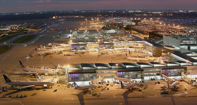 Bush International Airport