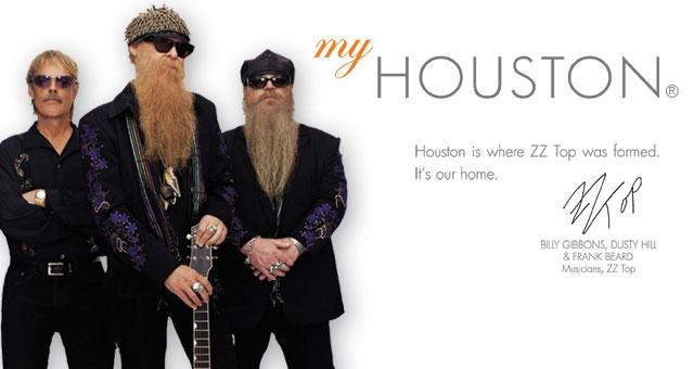 ZZ Top - My Houston