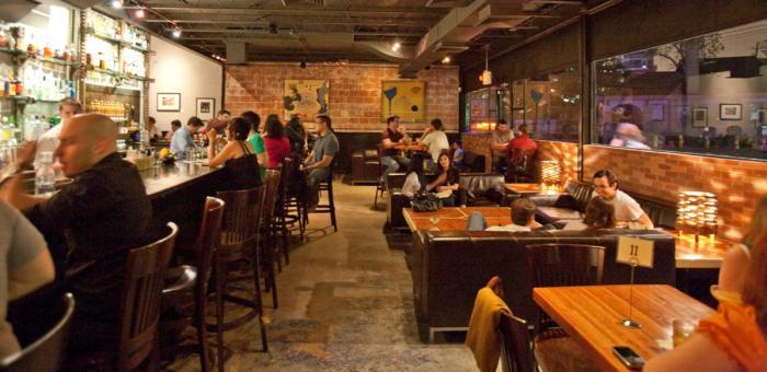 Anvil Bar in Houston