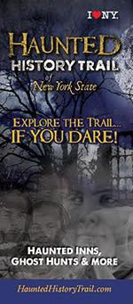 Haunted History brochure