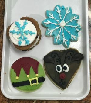 Giant Eagle Market District Holiday Cookies