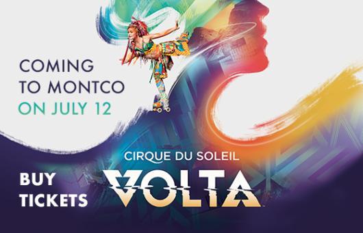 Ciruqe du Soleil: Buy Tickets