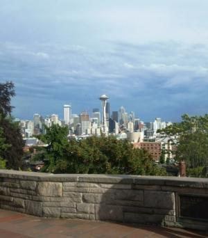 Best Places to Watch the Sunset Kerry Park