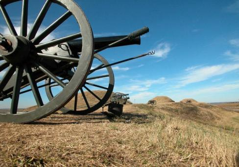 Fort Fisher Cannon