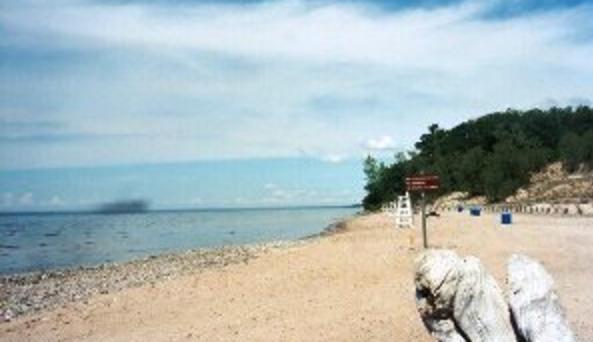 Sandy island beach state park pulaski ny 13142 for Island beach state park fishing report