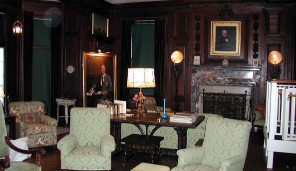 20. Home of Franklin D. Roosevelt National Historic Site  Liv.JPG