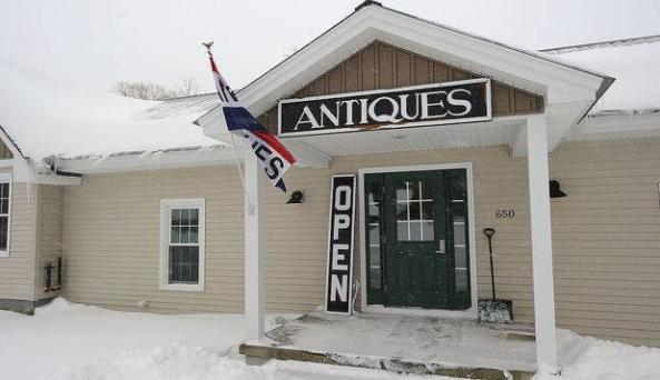 Antiques Market Place Lake George