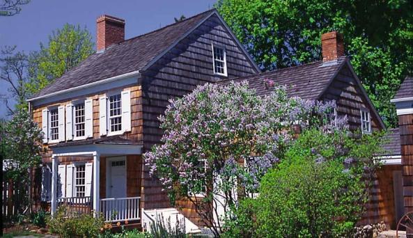 Whitman Birthplace