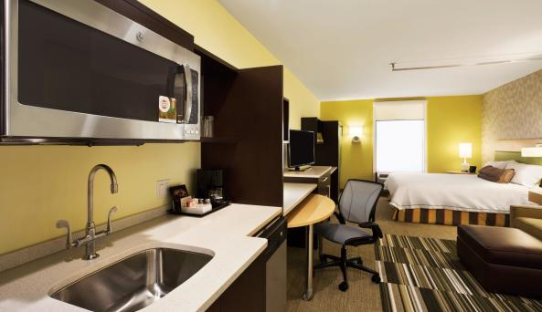Home2 Suites by Hilton Long Island City/Manhattan View