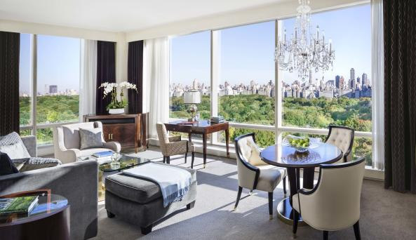Two Bedroom Park View Suite