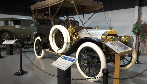 1908 Mora Tourer Six