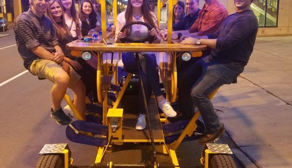 Syracuse Pedal Tours