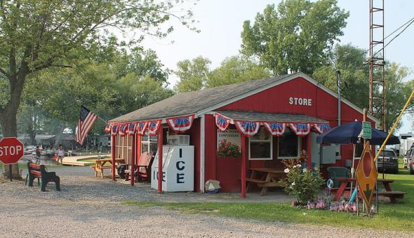 Green Harbor Campground & Marina - Store