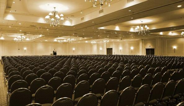 Over 30,000 sq. ft. of meeting space