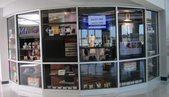 Buffalo Niagara Airport Visitor Center