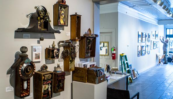 Adirondack Artists' Guild Gallery