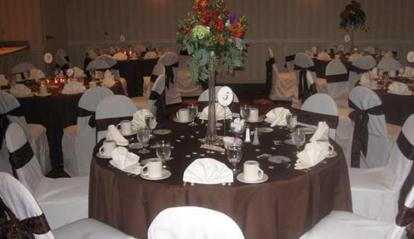Banquet Facilities at Hilton Garden Inn