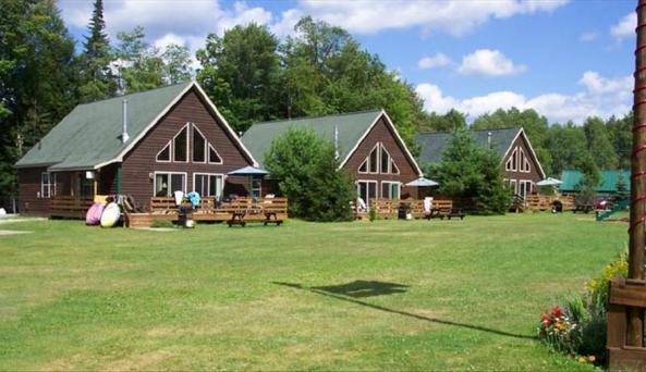 Black Bear Lodges