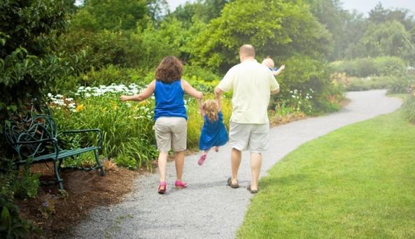 Botanical Gardens Peace Garden photo by Amanda Lonergan