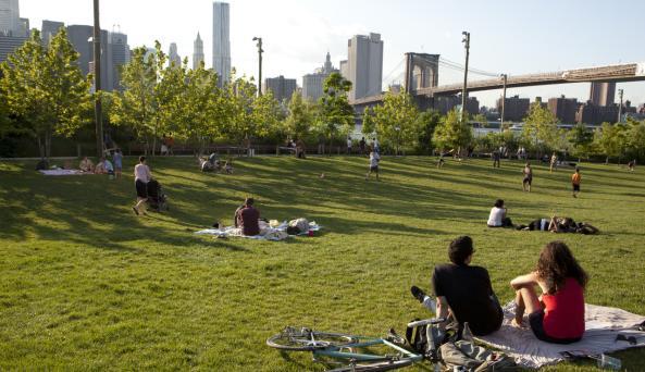 Brooklyn Bridge Park - Photo by Marley White
