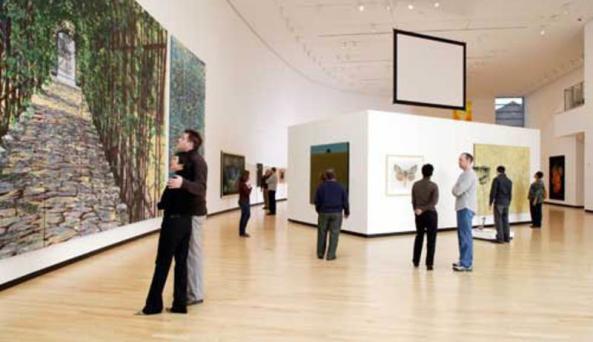 Burchfield Penney Art Center 3