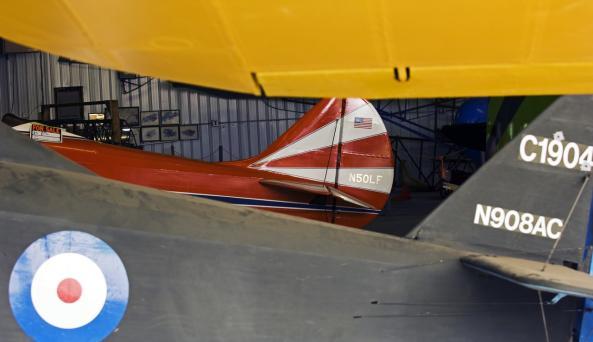 Dart Airport and Aviation Museum