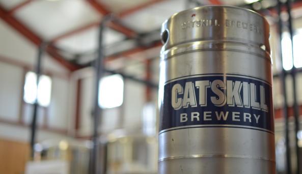Catskill Brewery Photo by Greg Lofaro