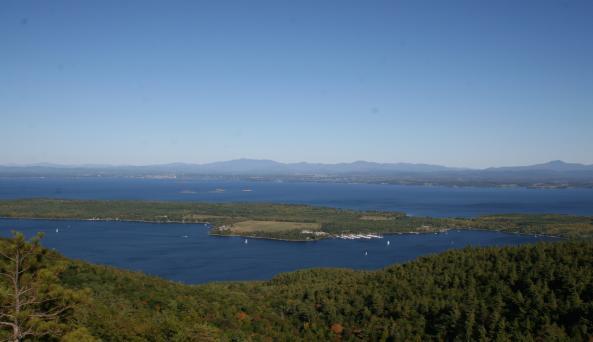 Lake Champlain Angler Fishing Charters
