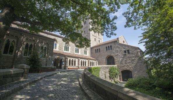 Cloisters - Photo by Christopher Postlewaite - Courtesy of NYC & CO