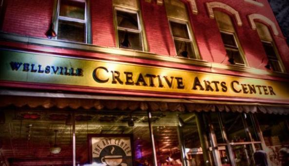 Wellsville Creative Arts Center