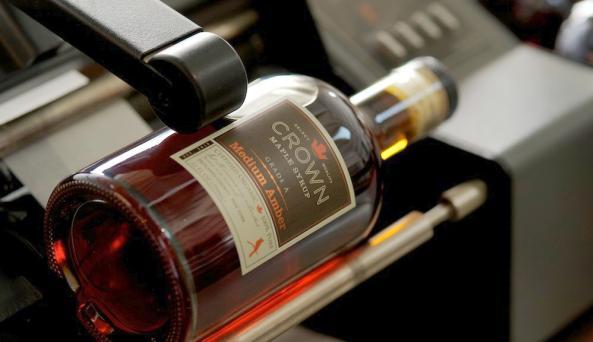 Crown Maple - bottle
