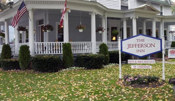 The Jefferson Inn B&B