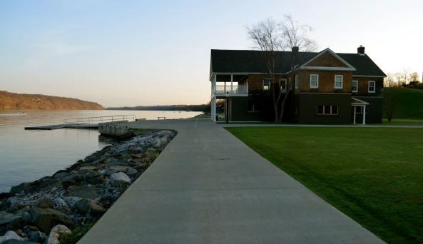Marist - boathouse
