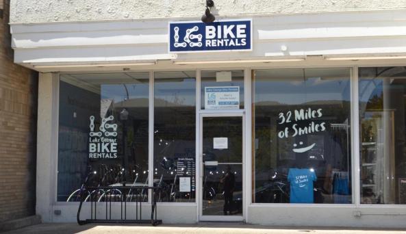 Lake George Bike Rentals
