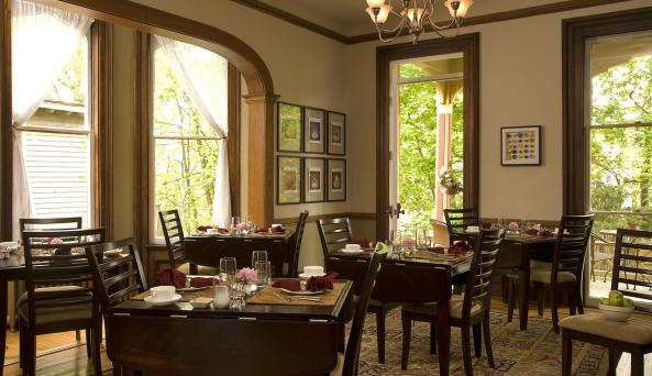 The Croff House - Dining Room