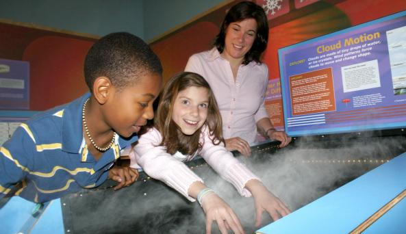 Explore science and regional history at the Rochester Museum & Science Center