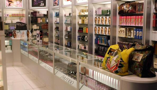Duty Free Store at 1000 Islands