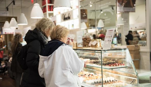 Flatiron Food, History & Architecture Tour
