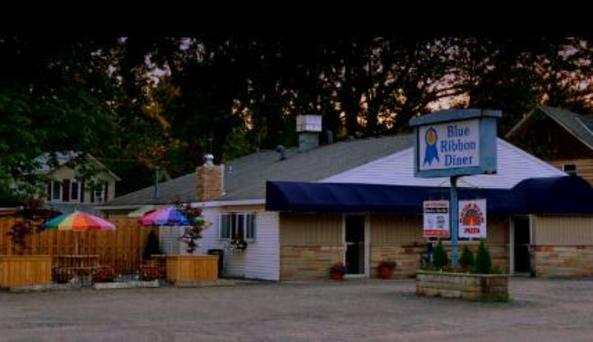 Quaint homestyle diner in Montour Falls